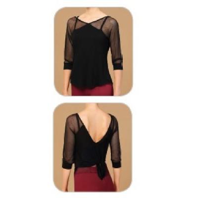 Tee-shirt Bloch FT5233 noir