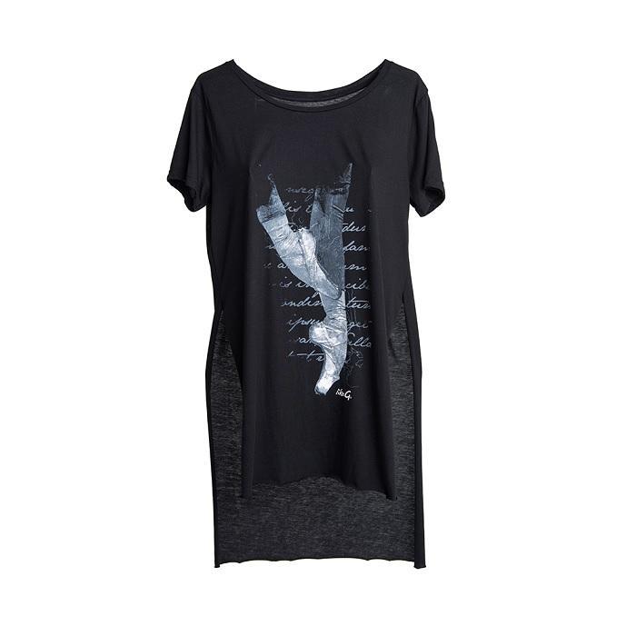 Likeg oversize tee shirt modal 2