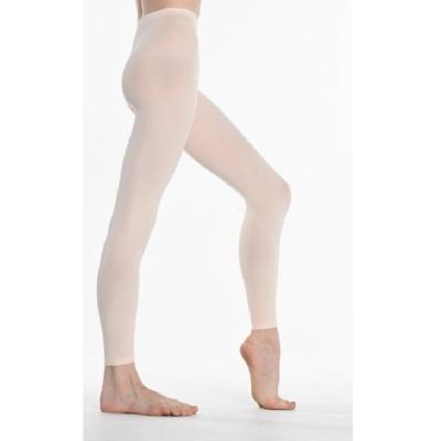 Collants sans pied Dansez-Vous? P102 saumon