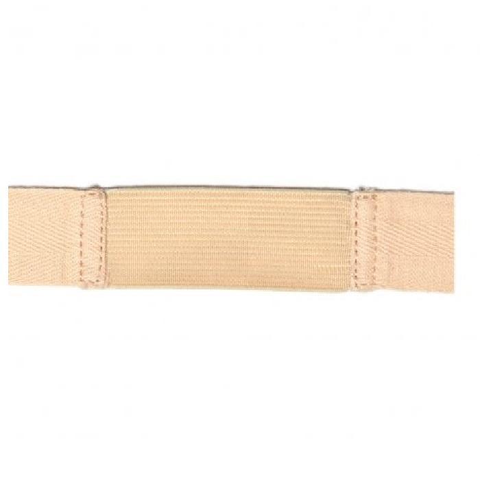 Ruban coton insert elastique 2