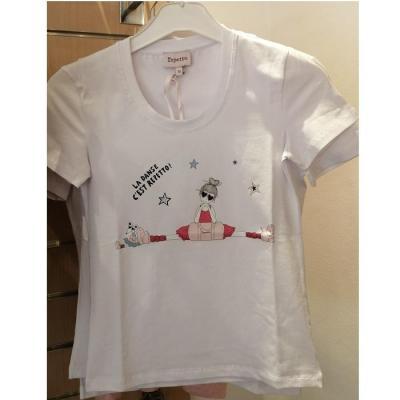 Tee-shirt Repetto SE488 blanc