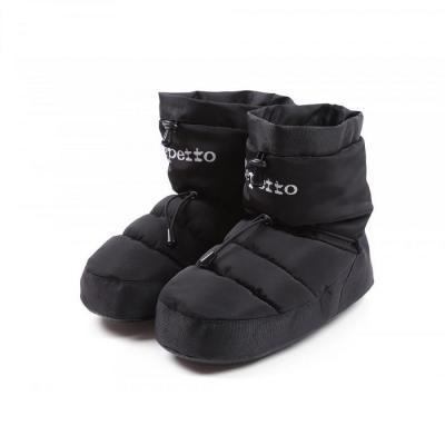 Boots d'échauffement Repetto T250 noir