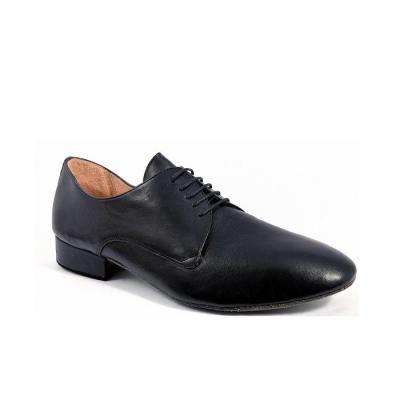 Chaussures homme Merlet Zéphir cuir noir
